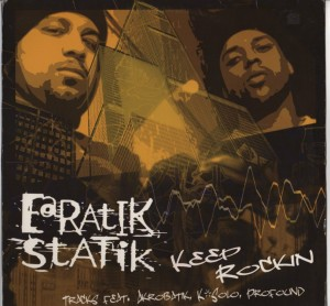 Earatik Statik - Keep Rockin001