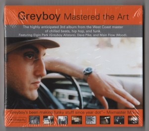 Greyboy - Mastered The Art (CD)