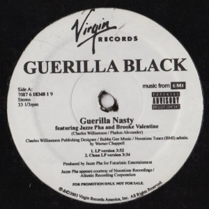 Guerilla Black - Nasty-001