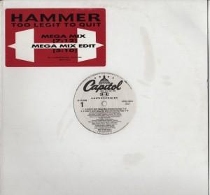 Hammer - 2 Legit 2 Quit Megamix - saja-002