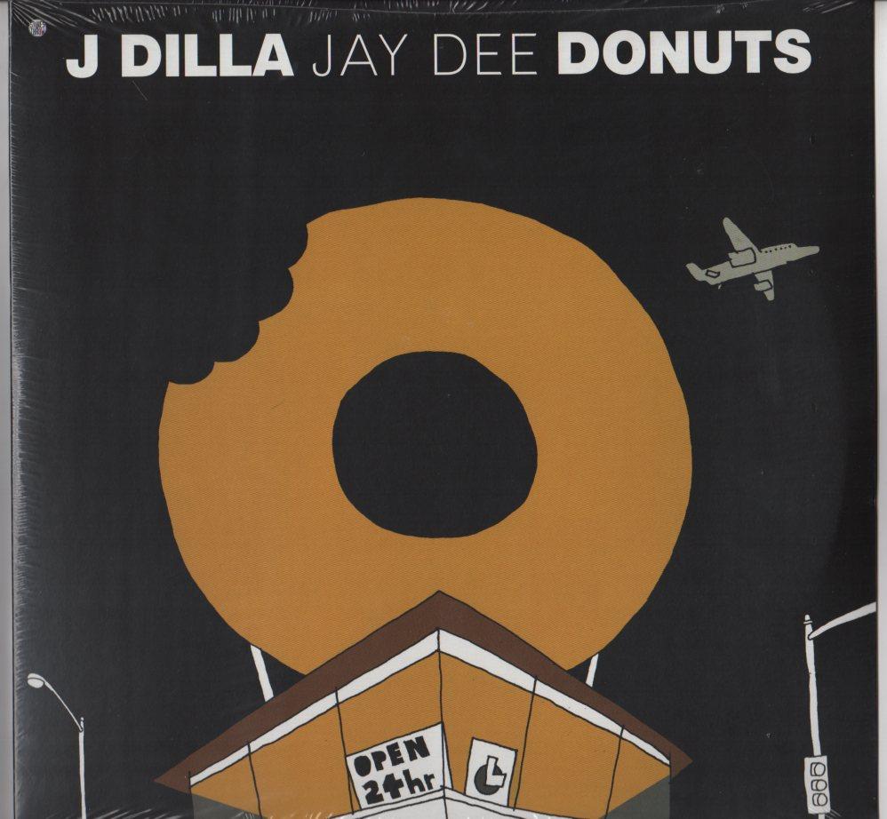 Dilla Donuts Vinyl j Dilla Jay Dee Donuts