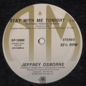 Jeffrey Osborne - Stay With Me Tonight-001