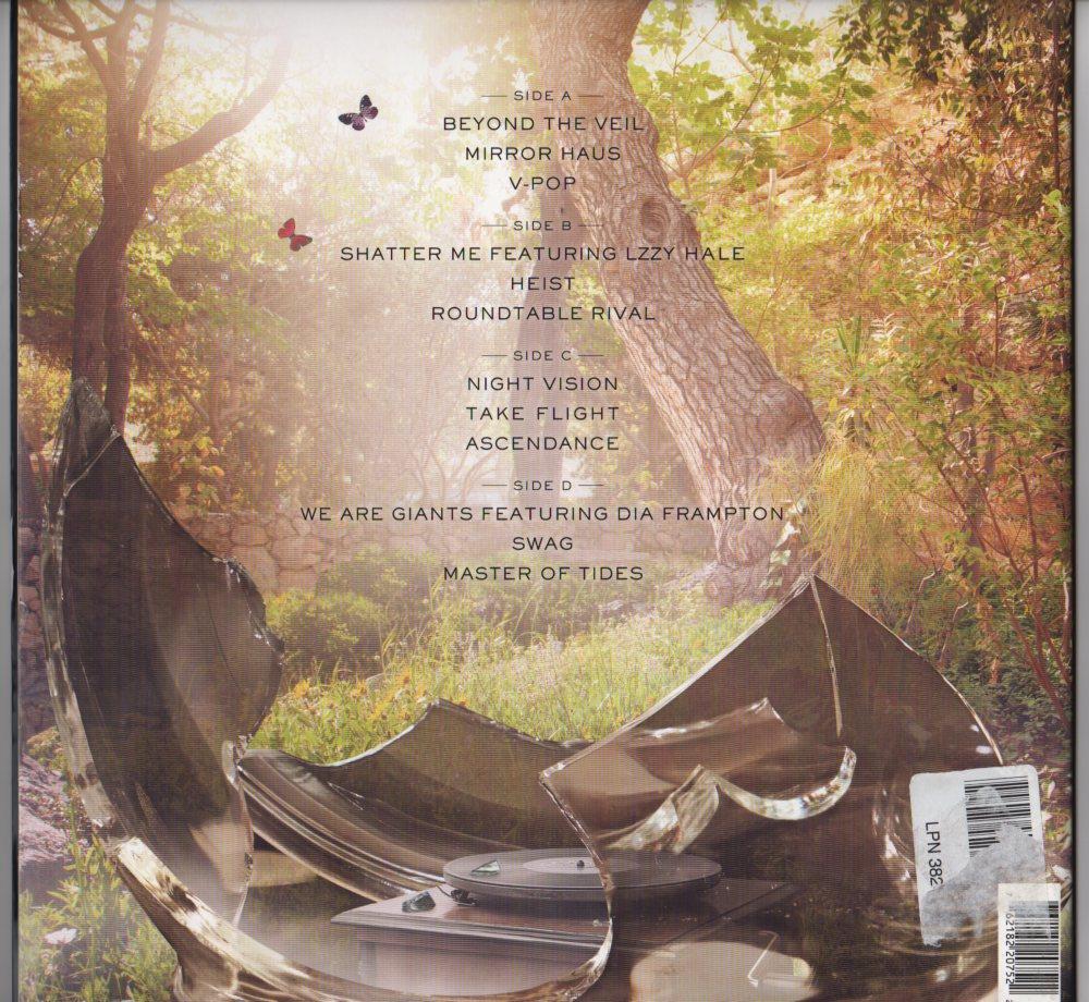 Lindsey Stirling – Shatter Me (2xLP) | JiggyJamz Vinyl ...