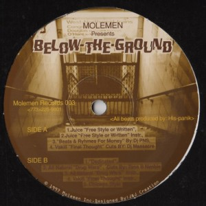 Molemen - Below The Ground-001