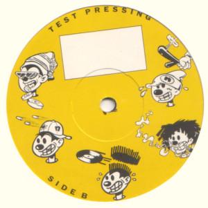 Cold Cuts - James Christian - Nervous Records Test Press - www.jiggyjamz.com