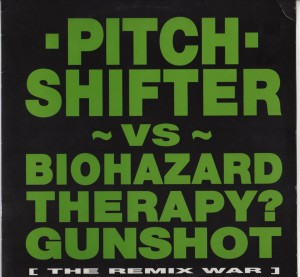 Pitch Shifter - The Remix War001