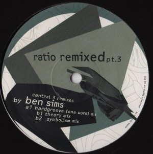 Ration - Ben Sims Remixes-001