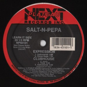 Salt N Pepa - Expression Clubhouse001