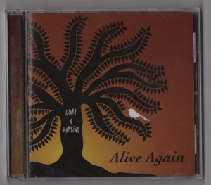 Sharp & Harkins - Alive Again - The Sharp & Harkins Band - Madison Wi - CD - www.jiggyjamz.com