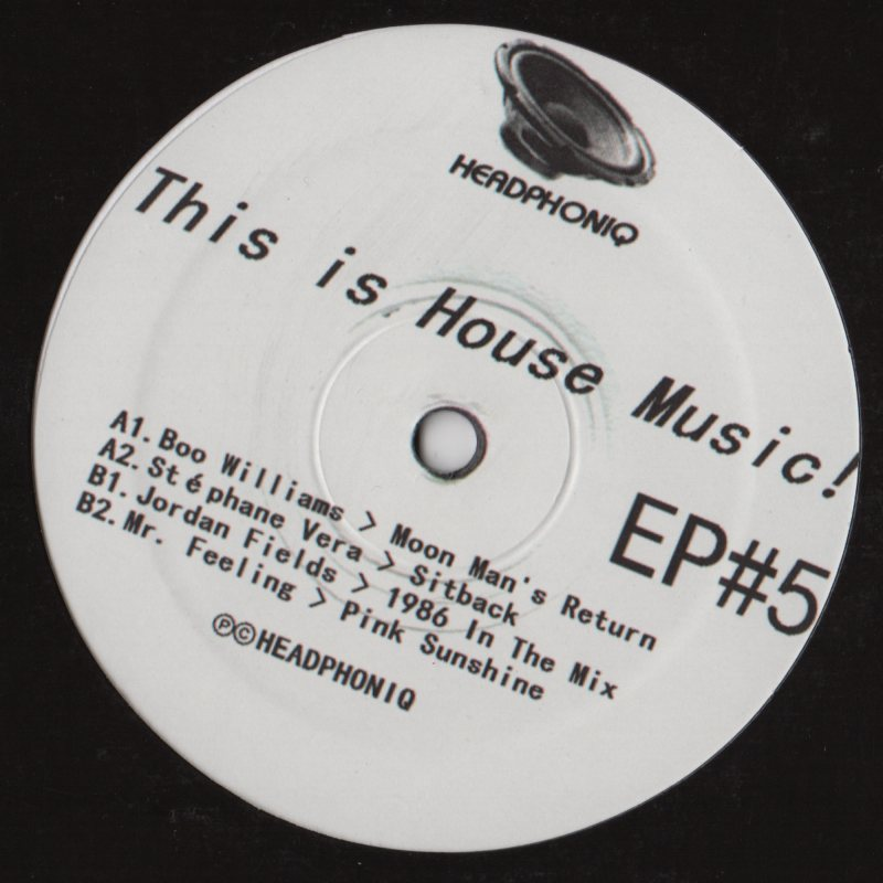 Various this is house music ep 5 12 jiggyjamz for House music vinyl