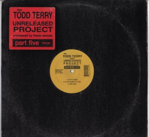 Todd Terry Unreleased V5-002