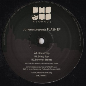 jonene - Flash EP-001
