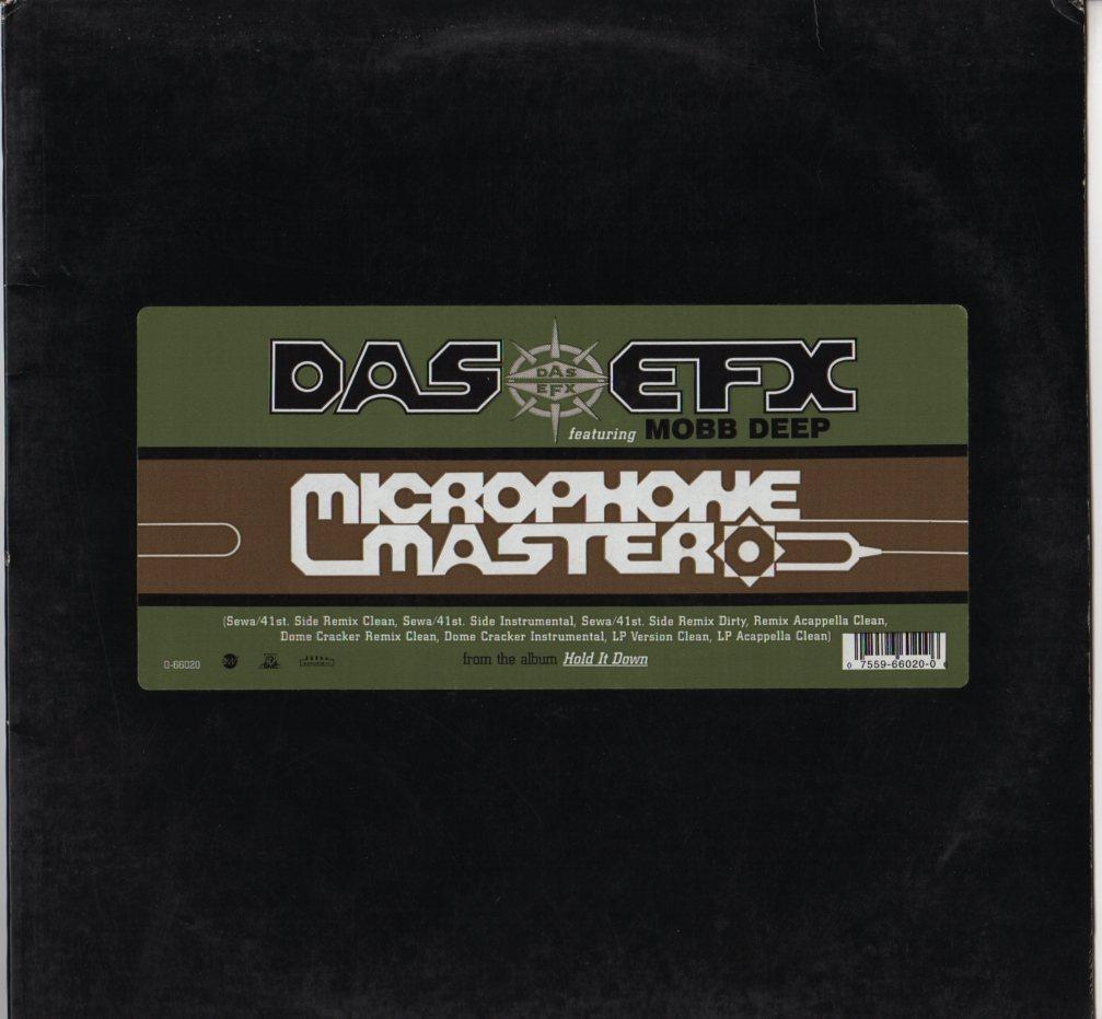 Das Efx Microphone Master Remix 12 Jiggyjamz