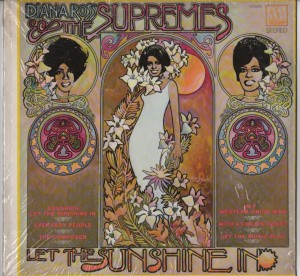Diana Ross Supremes - Let Sun Shine001