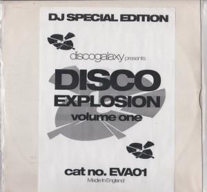 Discogalaxy - Disco Explosion V1-001