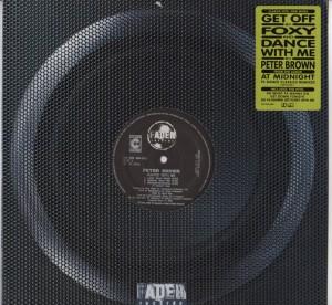 Foxy - Peter Brown - Get off - dance-002