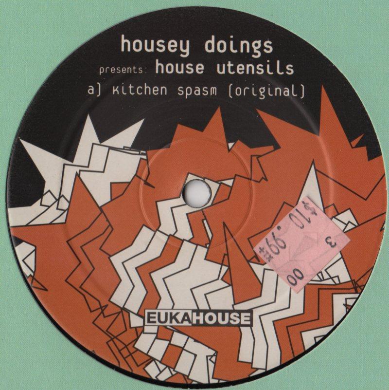 Housey Doingz - Doing It