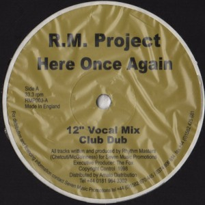 RM Project-HereOnceAgain-001