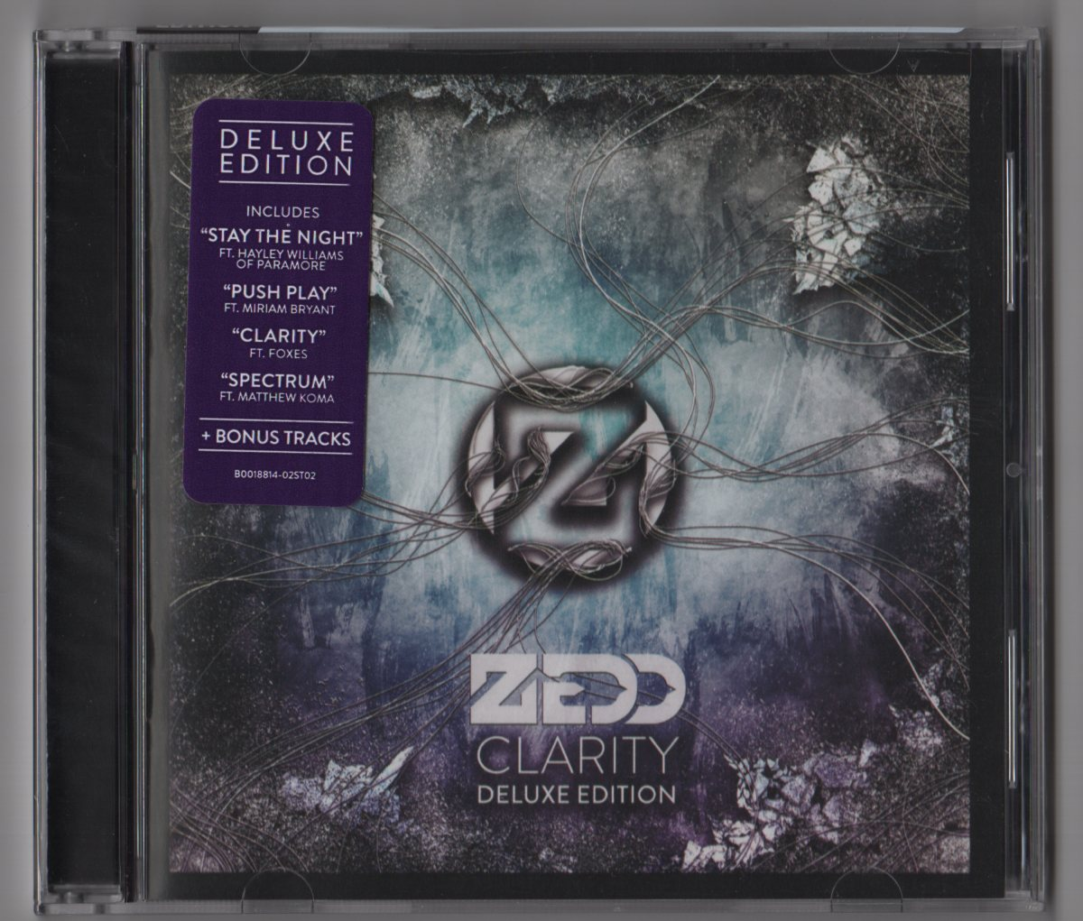Zedd – Clarity (CD, Deluxe Edition) - 207.7KB