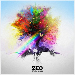 Zedd ‎– True Colors Label: Interscope Records ‎– B0023268-02, Selena Gomez