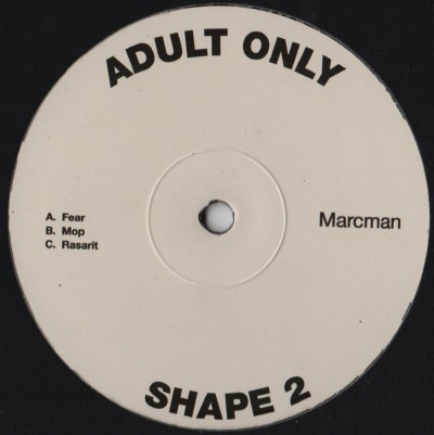 Adult Only - Shape 2 - Marcman