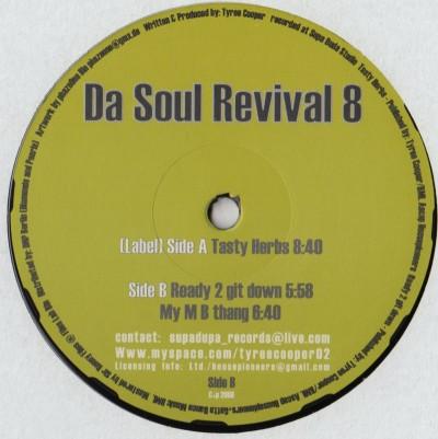 Tyree Cooper – Da Soul Revival 8