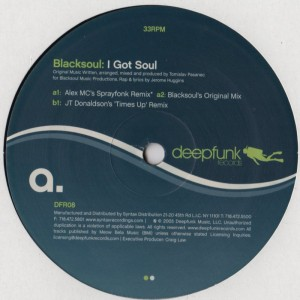 Blacksoul - I Got Soul-001
