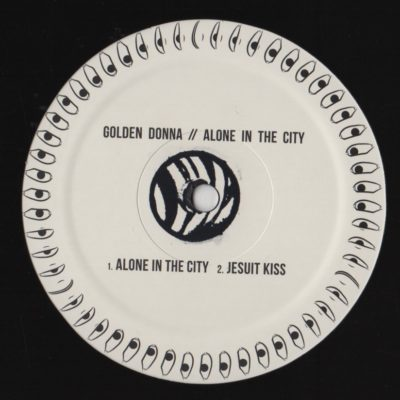 Golden Donna - Alone In The City (12